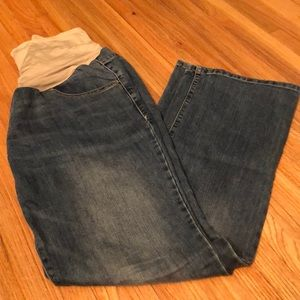 Old Navy Maternity Bootcut Jeans